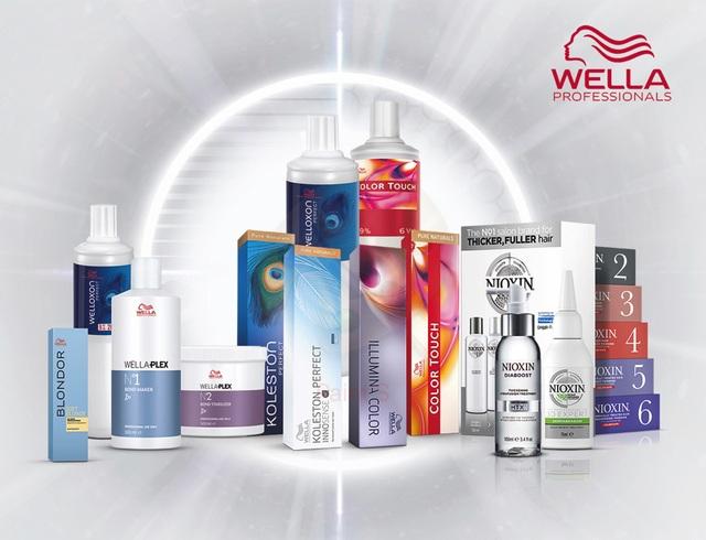 Thương hiệu Wella hợp tác với 5 nhà tạo mẫu tóc hàng đầu Việt Nam - 1