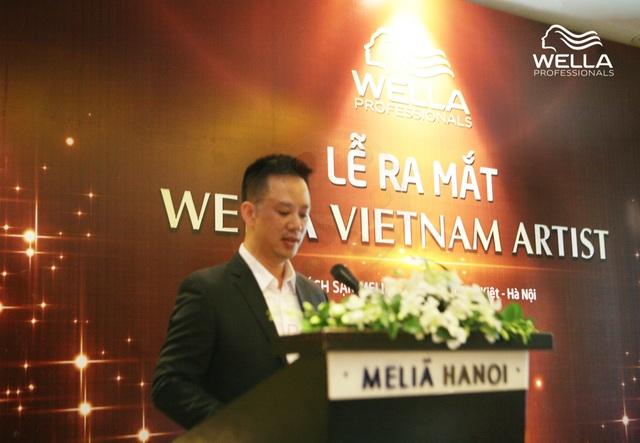 Thương hiệu Wella hợp tác với 5 nhà tạo mẫu tóc hàng đầu Việt Nam - 2