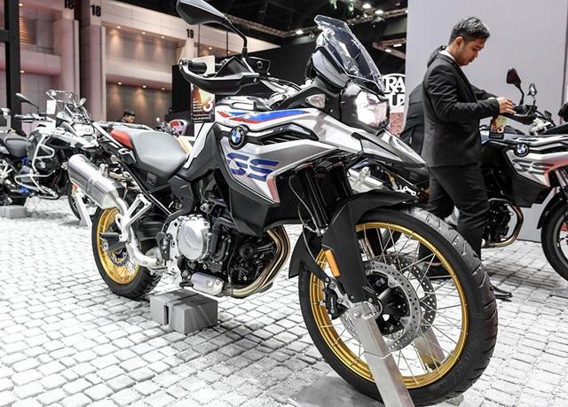 BMW F750/F850 GS thách thức Ducati Hypertrada và KTM 790 Adventure - 2