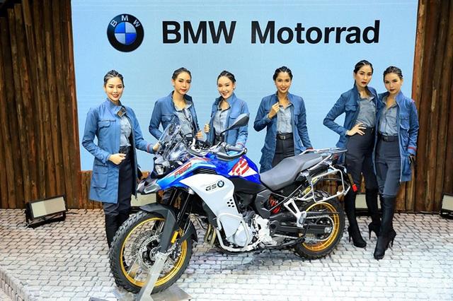 BMW F750/F850 GS thách thức Ducati Hypertrada và KTM 790 Adventure - 1