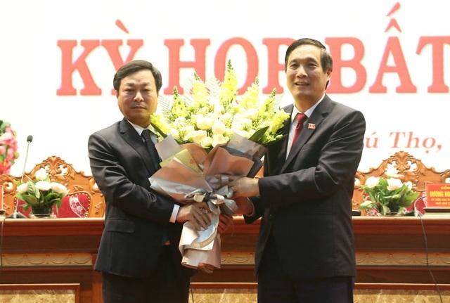 Phú Thọ họp bất thường bầu tân Chủ tịch tỉnh - 1