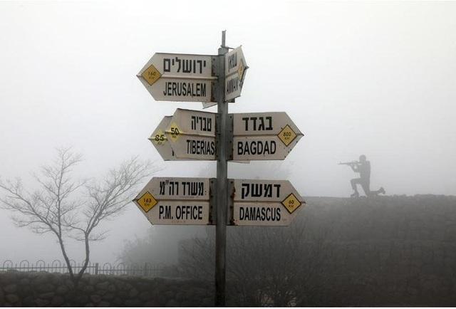 Cao nguyên Golan: Ông Trump đi bước sai lầm lớn với Israel, Mỹ - 1