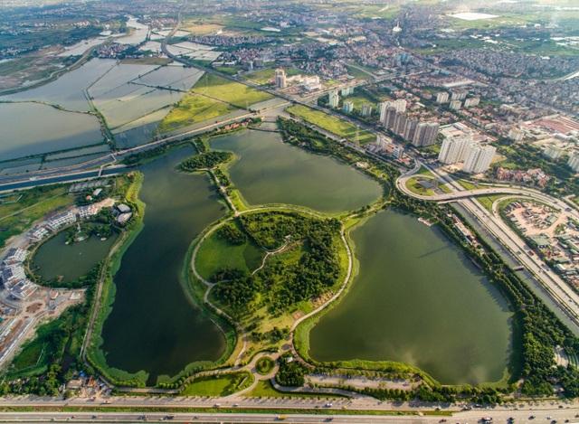 Giải pháp xây dựng không gian xanh cho đô thị Việt Nam - 2