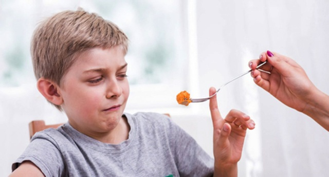Làm gì khi con bạn kén ăn - 1