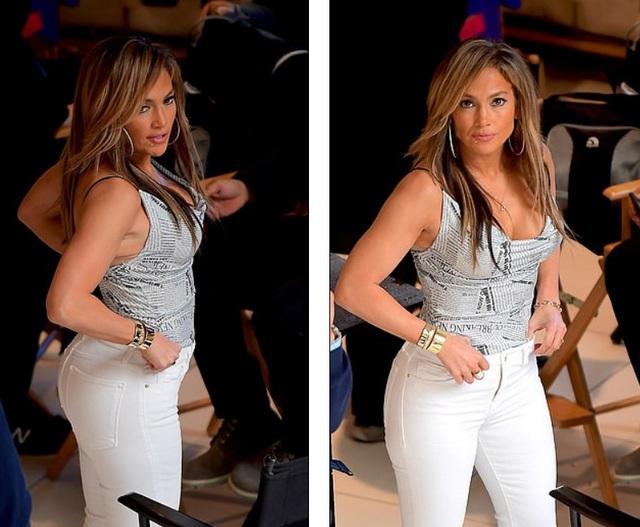 Jennifer Lopez hạnh phúc hôn bạn trai tại trường quay - 3