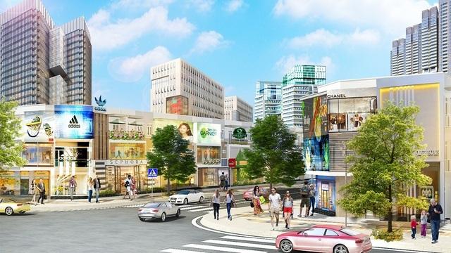 Ra mắt đô thị thương mại cửa ngõ sân bay Long Thành - 3