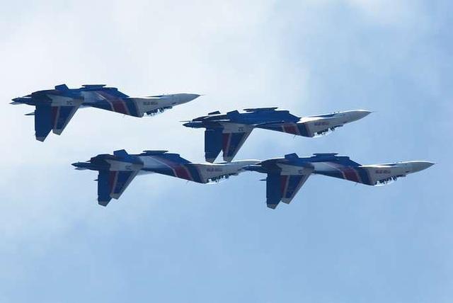 Máy bay quân sự Nga phô diễn sức mạnh tại triển lãm hàng không - 5
