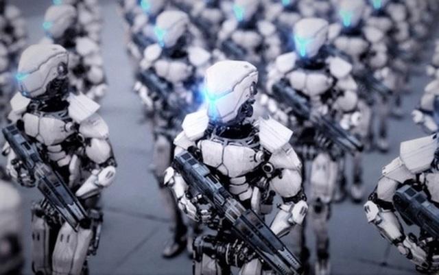 Robot chiến đấu - sát thủ máu lạnh trên chiến trường - 1..jpg