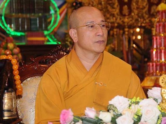Ai sẽ giám sát việc xử lý vi phạm của trụ trì chùa Ba Vàng? - Ảnh minh hoạ 2