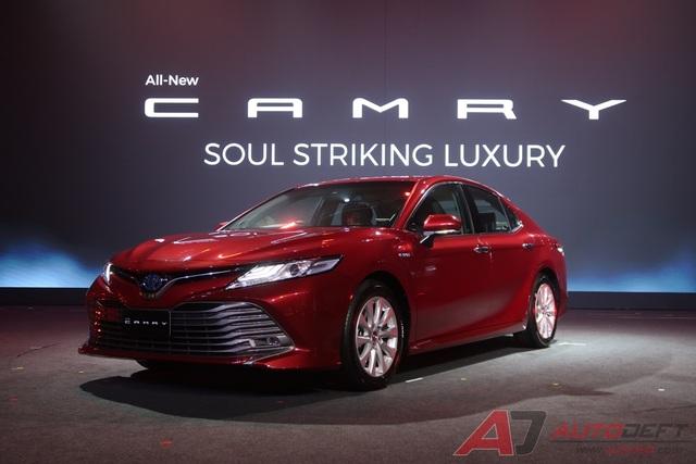 Toyota Việt Nam dừng lắp ráp Camry, chuyển sang nhập khẩu từ Thái Lan - 2