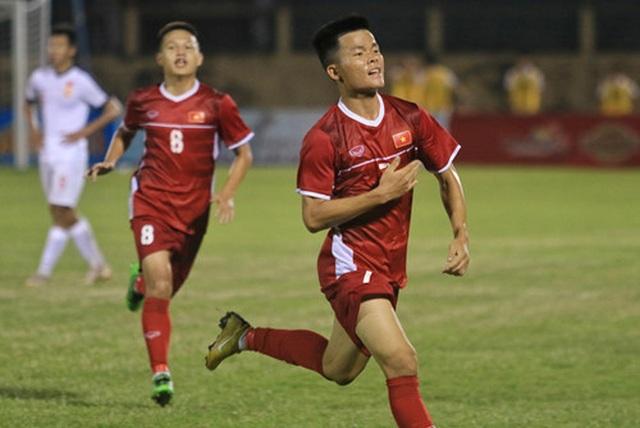 Vượt qua U19 Trung Quốc, U19 Việt Nam tái ngộ Thái Lan ở trận chung kết - 1
