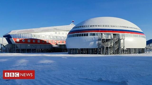 Vì sao Nga triển khai S-400 lên vùng Bắc cực hoang vắng? - 1