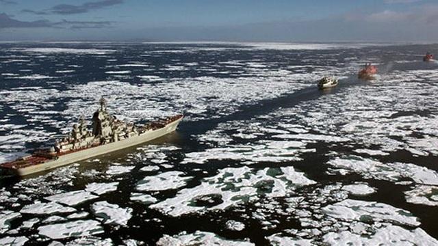 Vì sao Nga triển khai S-400 lên vùng Bắc cực hoang vắng? - 2