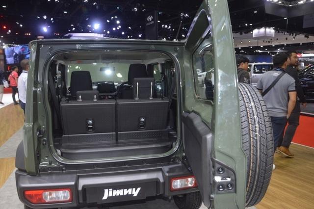 Suzuki Jimny ra mắt tại Thái Lan, giá cao ngất ngưởng - 16