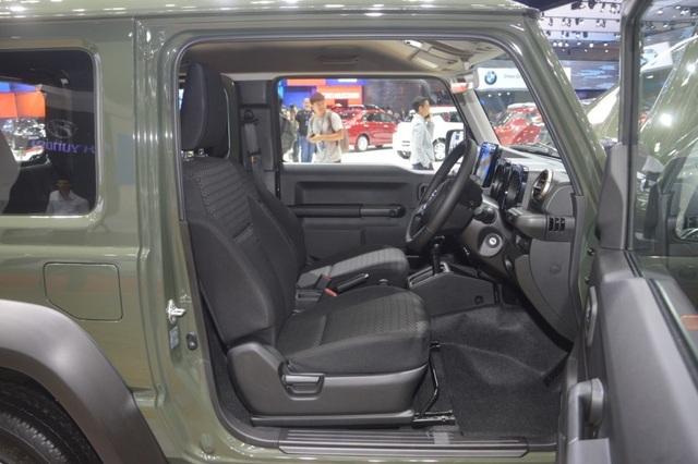 Suzuki Jimny ra mắt tại Thái Lan, giá cao ngất ngưởng - 14
