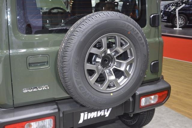 Suzuki Jimny ra mắt tại Thái Lan, giá cao ngất ngưởng - 17