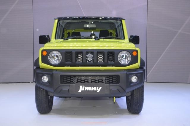 Suzuki Jimny ra mắt tại Thái Lan, giá cao ngất ngưởng - 2