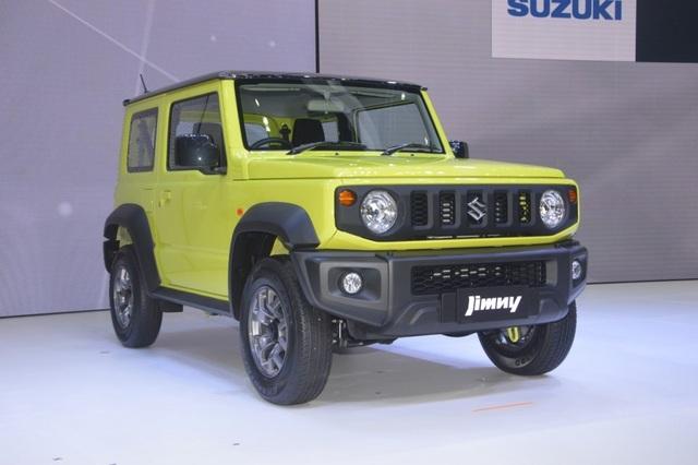 Suzuki Jimny ra mắt tại Thái Lan, giá cao ngất ngưởng - 1