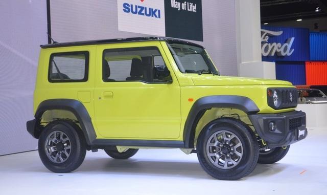 Suzuki Jimny ra mắt tại Thái Lan, giá cao ngất ngưởng - 7