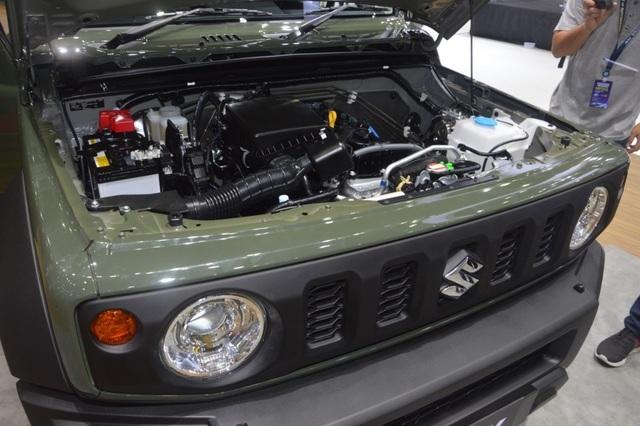 Suzuki Jimny ra mắt tại Thái Lan, giá cao ngất ngưởng - 9
