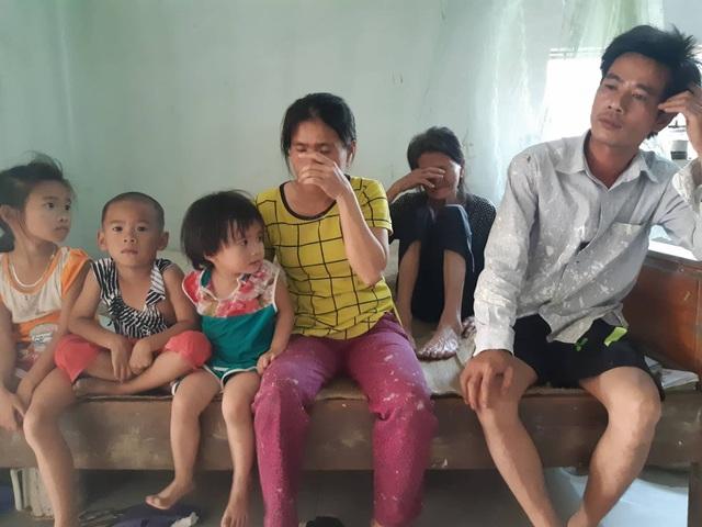 Bố mẹ ốm đau bệnh tật, 3 con thơ nheo nhóc đói khát - 6