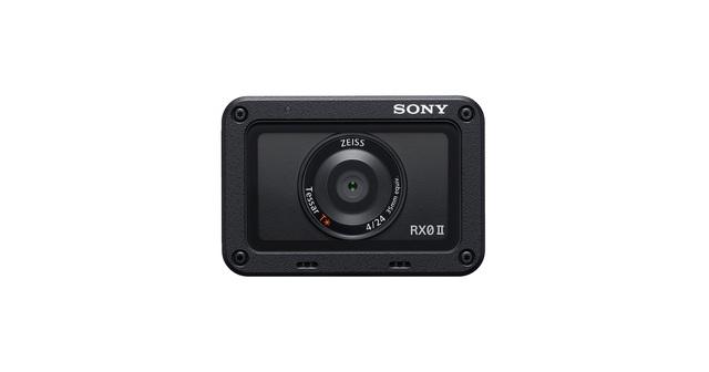 Sony giới thiệu mẫu máy ảnh compact RX0 II nhỏ nhất thế giới - 2
