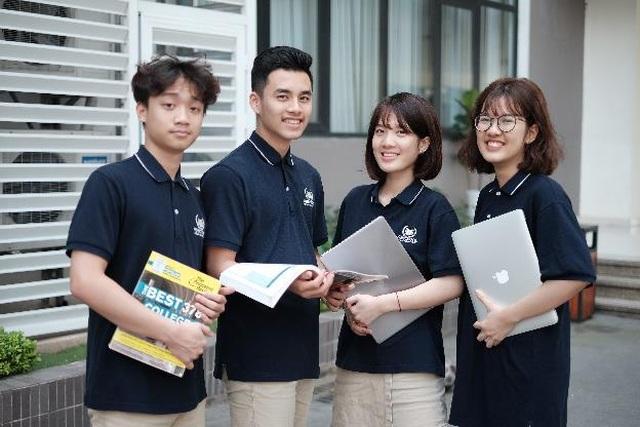 Nhờ những kĩ năng học ở trường, teen Việt ẵm học bổng du học Mỹ khủng - 1