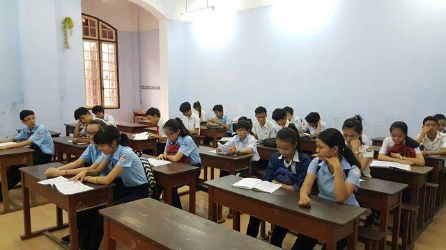 Toàn bộ các trường THPT tại TP Huế đều tổ chức thi tuyển và xét tuyển vào lớp 10 - 1