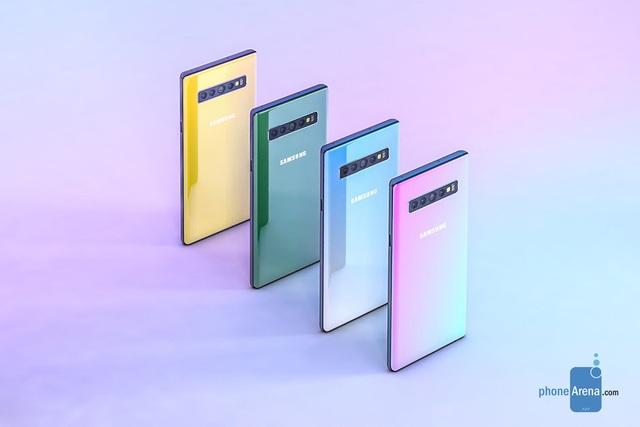 Galaxy Note10 sẽ được ra mắt vào tháng 8 với tính năng cực độc? - 3