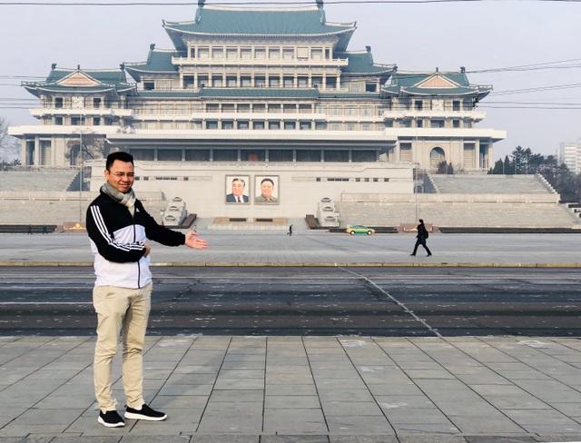 """Hướng dẫn viên Việt kể lại chuyện """"ly kỳ"""" khi dẫn khách du lịch ở Triều Tiên - 1"""