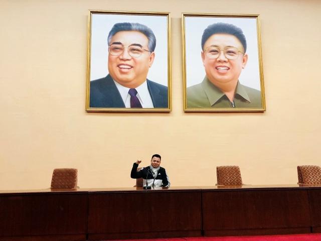 """Hướng dẫn viên Việt kể lại chuyện """"ly kỳ"""" khi dẫn khách du lịch ở Triều Tiên - 8"""