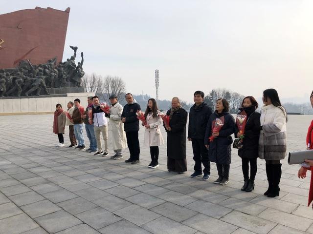 """Hướng dẫn viên Việt kể lại chuyện """"ly kỳ"""" khi dẫn khách du lịch ở Triều Tiên - 9"""