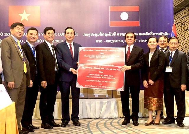 Việt Nam - Lào: Hợp tác 8 nội dung về lao động, an sinh, giáo dục nghề nghiệp - 2