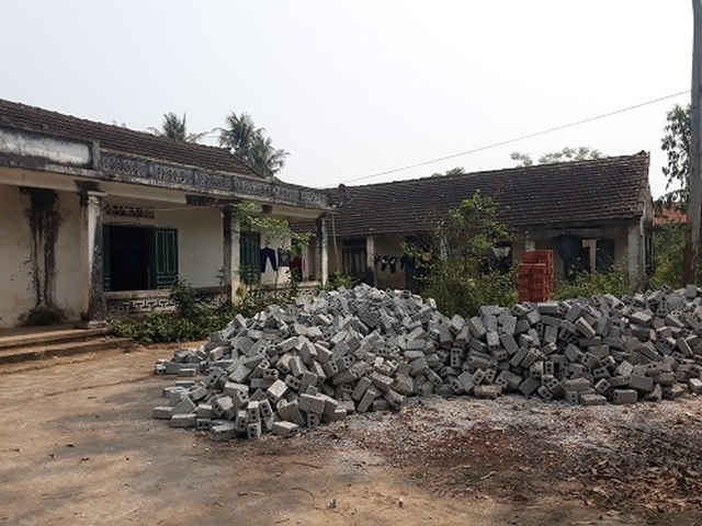 Nghệ An: Doanh nghiệp thuê đất rồi bỏ hoang,chính quyền thiếu đất xây phòng học - 2