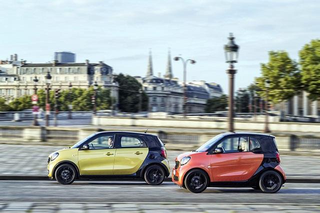 Hãng xe Trung Quốc chuẩn bị thôn tính Smart của Daimler? - 1