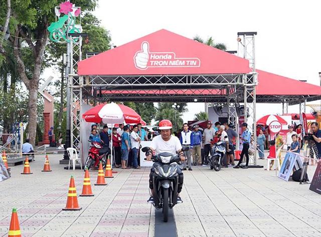 Honda Việt Nam tích cực tri ân khách hàng - 2