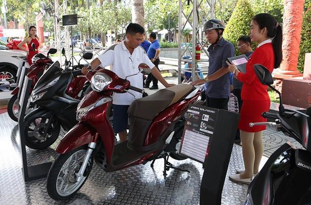 Honda Việt Nam tích cực tri ân khách hàng - 1