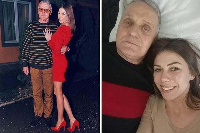 Vợ trẻ 21 tuổi, chồng già 74 tuổi công khai khoe chuyện tình dục - 1