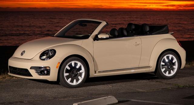 Sẽ không có xe Volkswagen Beetle chạy điện - 1