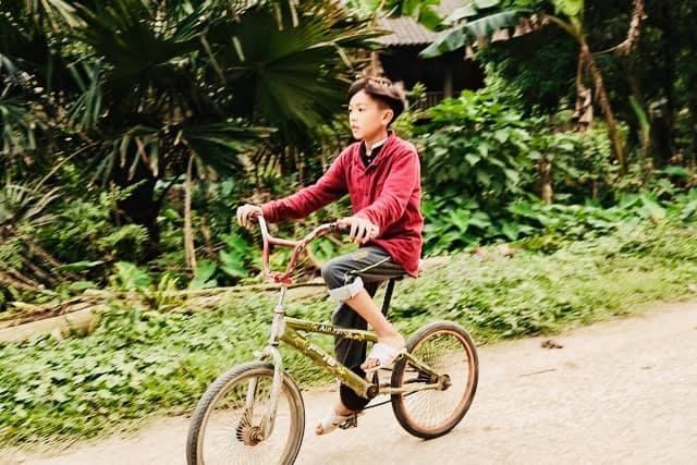 Nghệ sĩ tranh cãi trái chiều chuyện cậu bé đạp xe từ Sơn La xuống Hà Nội thăm em