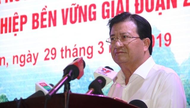 Phó Thủ tướng: Duy trì đóng cửa rừng để giữ rừng - 2