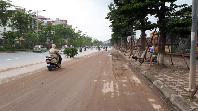 Báo động chất lượng không khí tại Hà Nội đi xuống - 1