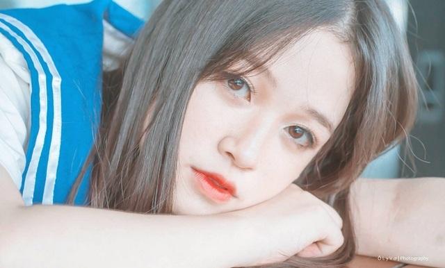 Cô nữ sinh Hà thành xinh xắn và niềm đam mê cosplay - 1