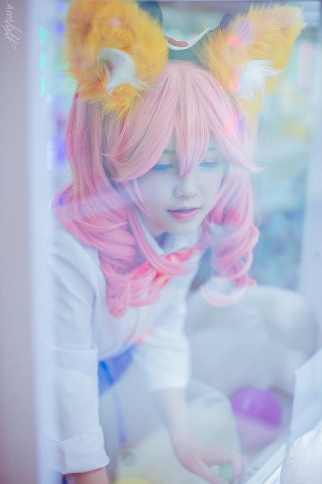 Cô nữ sinh Hà thành xinh xắn và niềm đam mê cosplay - 4