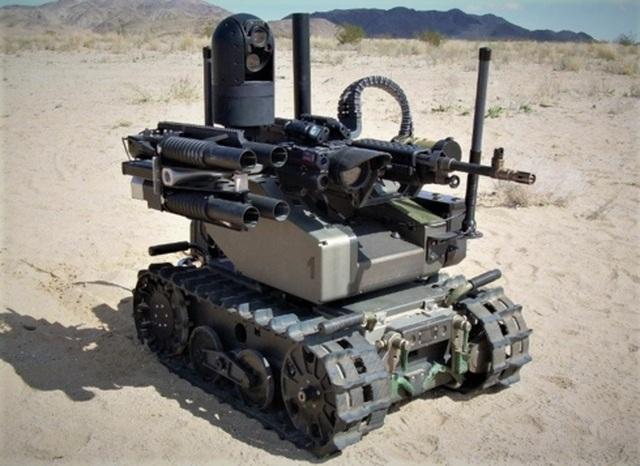 Mỹ - siêu cường về robot quân sự, bao gồm robot sát thủ - 1..jpg