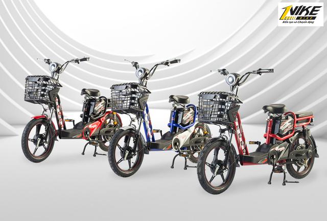 Nike Bike trình làng mẫu xe đạp điện City lần đầu tiên xuất hiện tại Việt Nam - 1