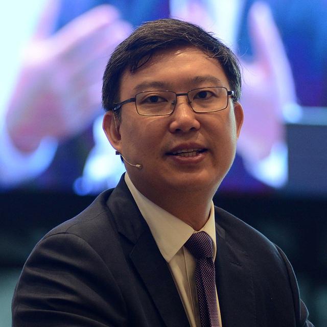 Ông Nguyễn Xuân Thành, Chương trình Fulbright.jpg