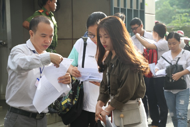 Những lưu ý dành cho thí sinh thi đánh giá năng lực tại ĐH Quốc gia TPHCM - 1