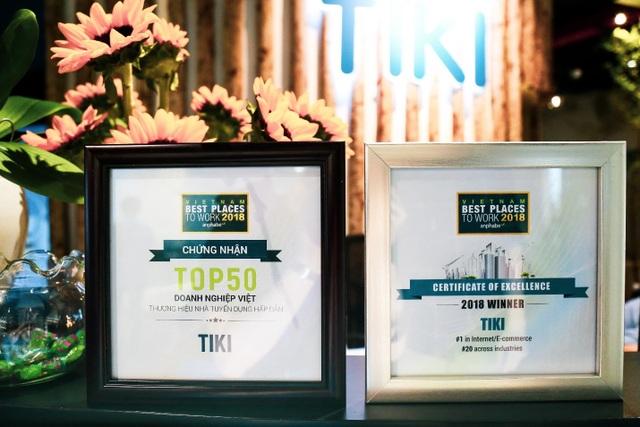 Đơn vị thương mại điện tử duy nhất lọt top 20 nơi làm việc tốt nhất Việt Nam năm 2018 - 3
