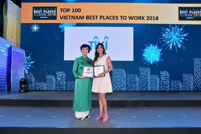 Đơn vị thương mại điện tử duy nhất lọt top 20 nơi làm việc tốt nhất Việt Nam năm 2018 - 5
